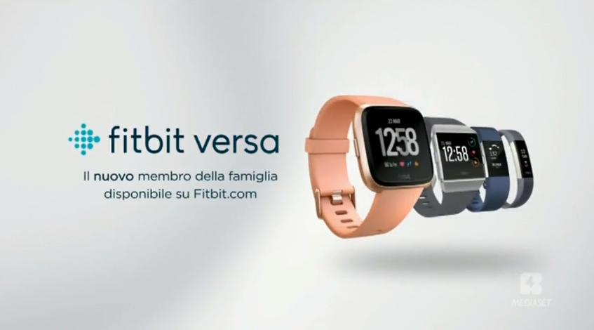 Canzone Fitbit Pubblicità Versa , Spot Maggio 2018