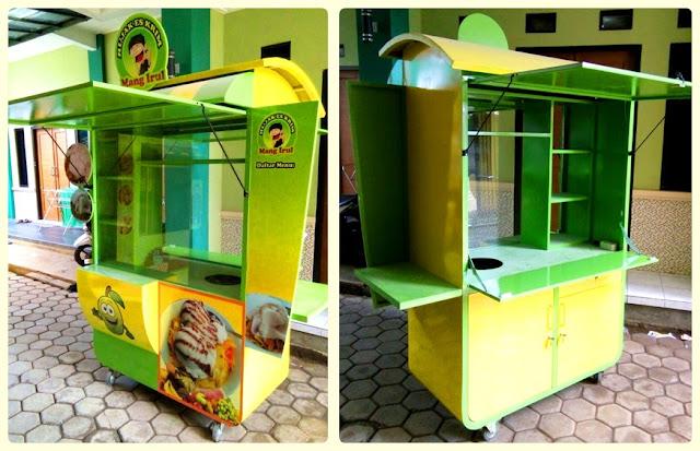Gerobak Rujak Ice Cream