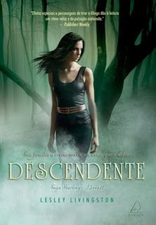 DESCENDENTE (Lesley Livingston)