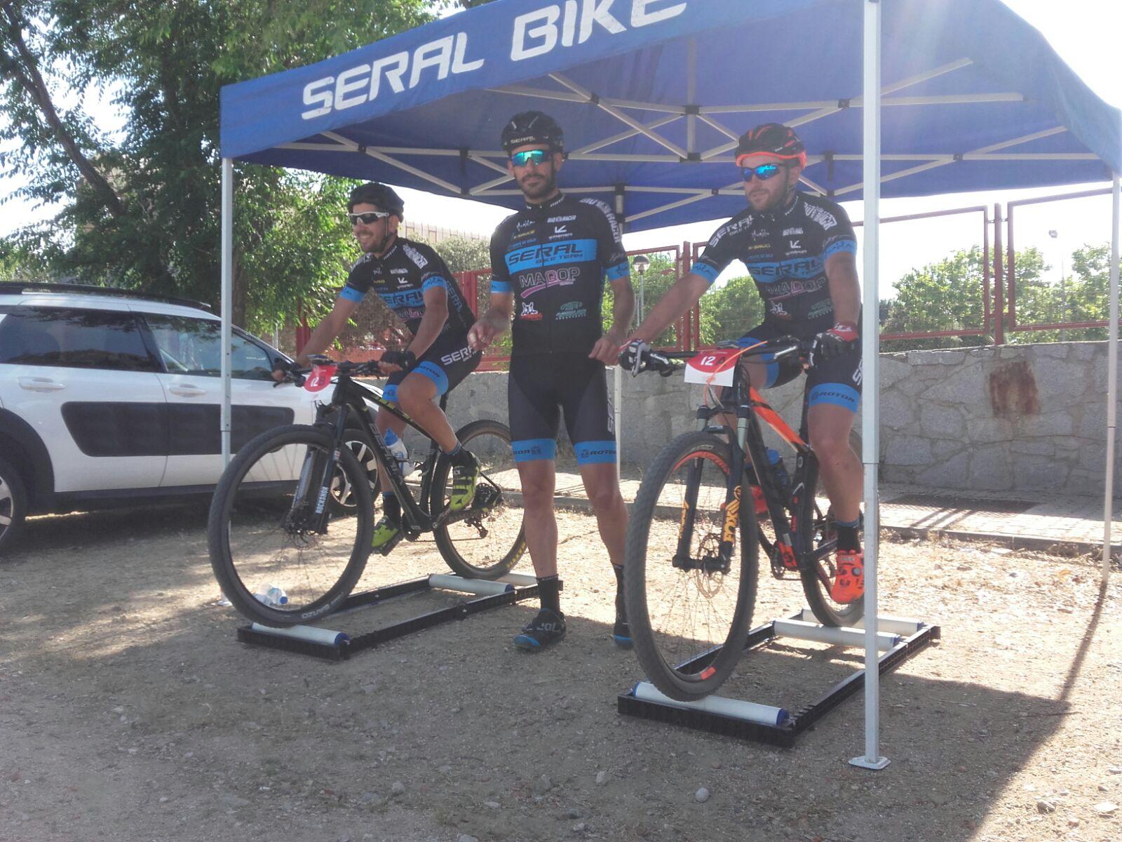 Circuito Xco Moralzarzal : Seral bike: 2017