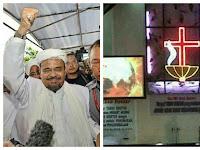 Ya Ampun, Habib Rizieq Terpaksa Bakal Nyoblos Di Gereja Bethel Jakarta