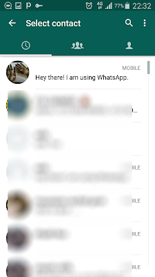 whatsapp calls video enable