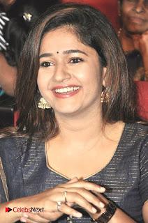 Actress Poonam Bajwa Latest Pictures in Blue Salwar Kameez at Thikka Movie Music Launch  0002.jpg