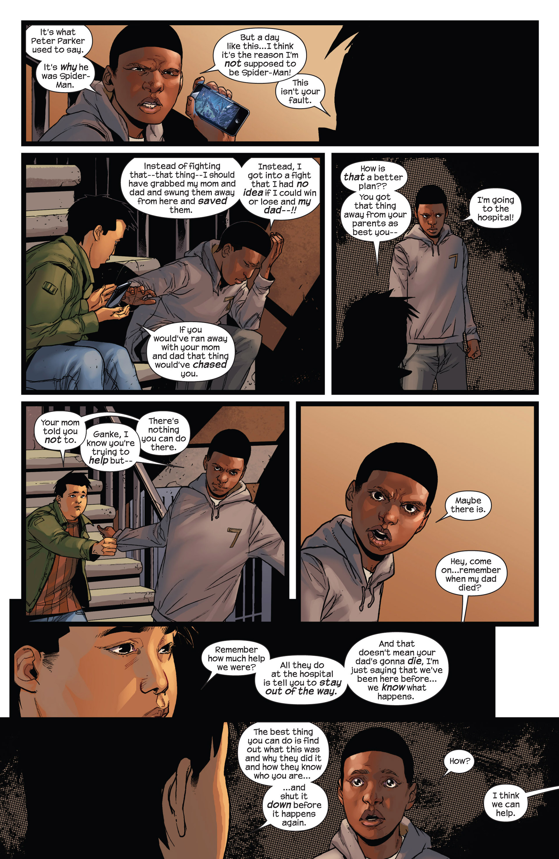 Read online Ultimate Comics Spider-Man (2011) comic -  Issue #21 - 8