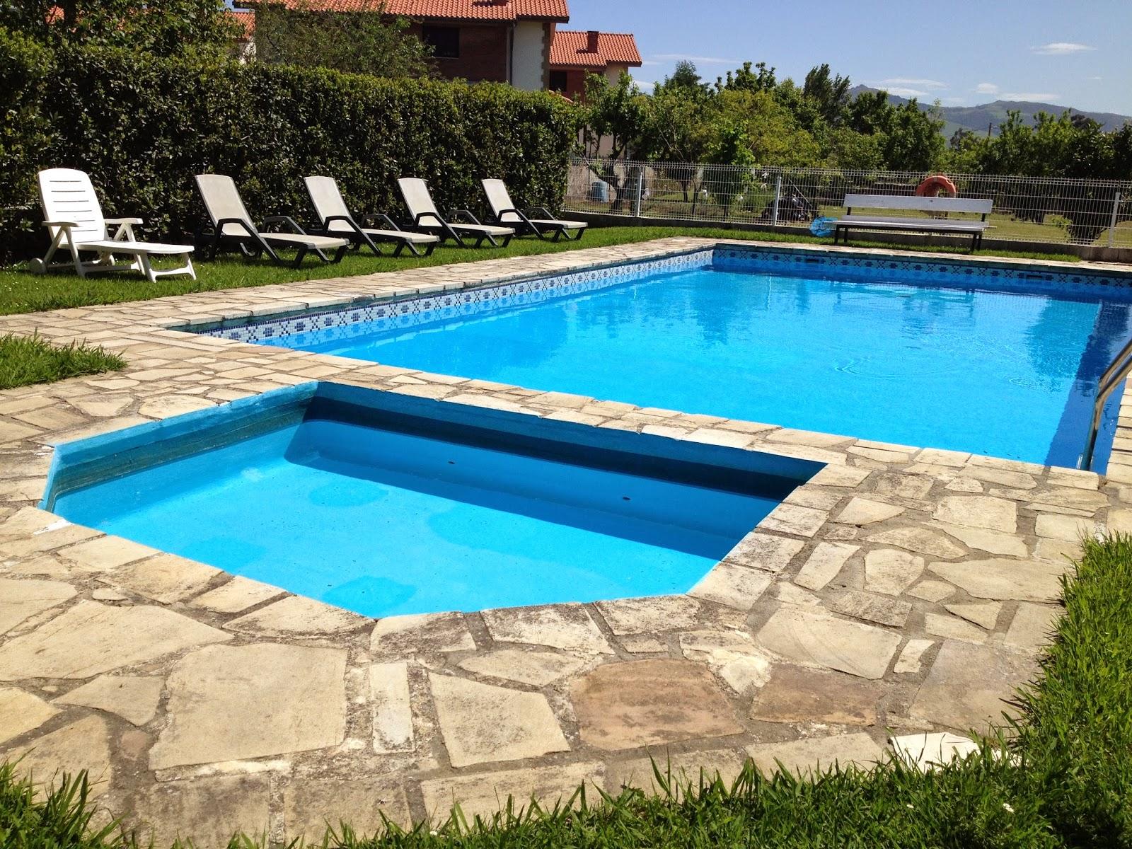 Avemar casa rural con piscina en santillana del mar - Piscinas en santander ...