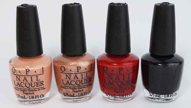 OPI - VENICE Mini-Set (Herbst Kollektion 2015)
