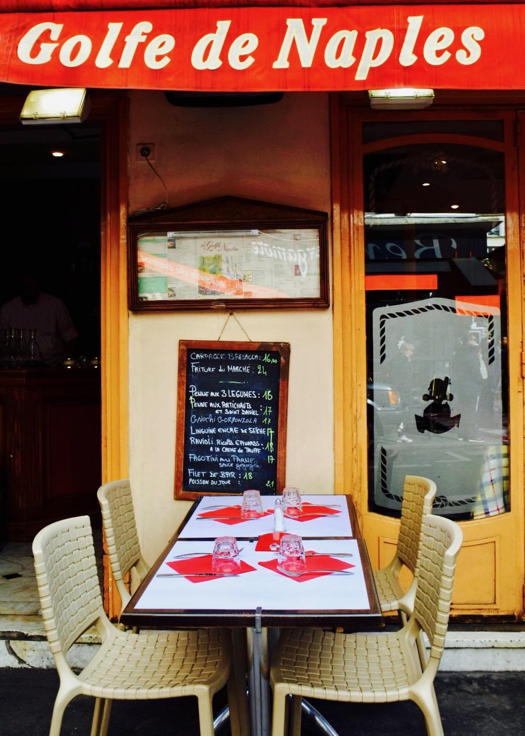 Italian Restaurants St Germain
