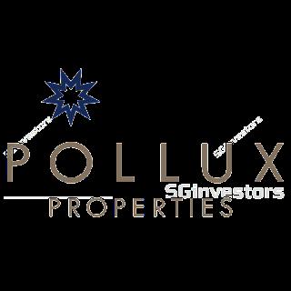 POLLUX PROPERTIES LTD. (5AE.SI) @ SG investors.io