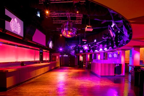 Balada The Ministry of Sound em Londres