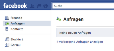 Facebook Kann Keine Freundschaftsanfrage Schicken