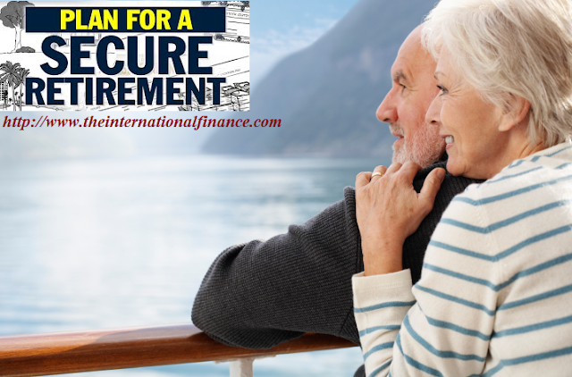 Planning for a Financially Secure Retirement