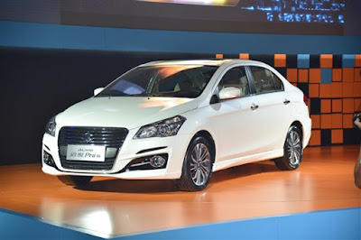 Maruti Suzuki Ciaz 2018 Facelift version