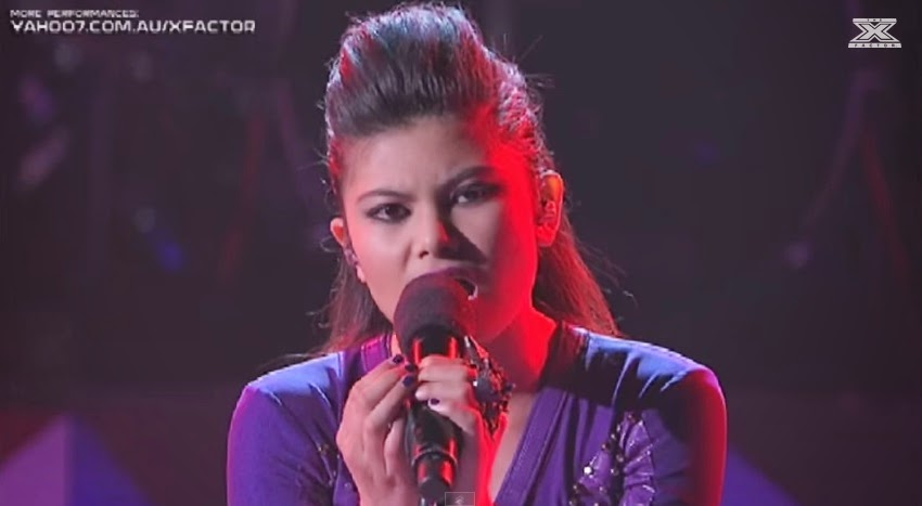Marlisa Punzalan X Factor Australia