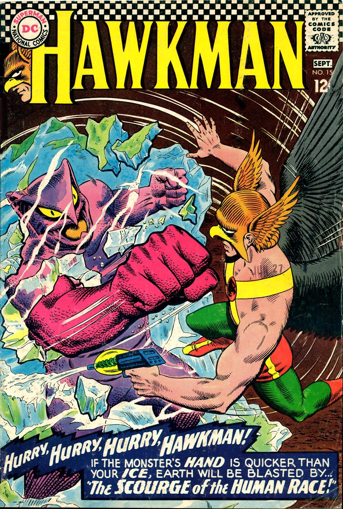 Hawkman (1964) 15 Page 1