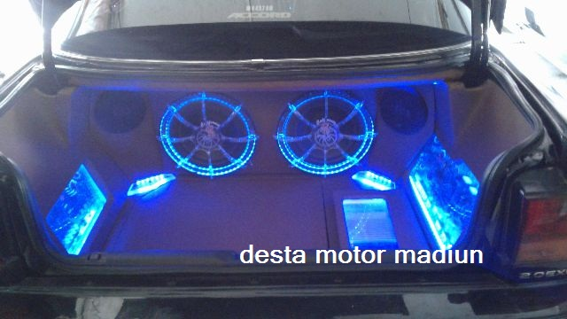 Modif audio honda ferio