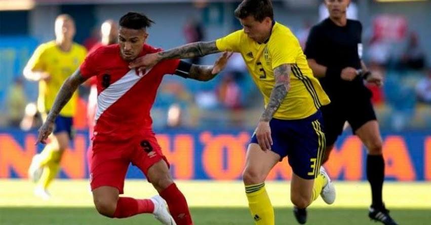 RESULTADOS PERÚ Vs. SUECIA: Selección peruana empató 0-0 en partido amistoso - Mundial Rusia 2018