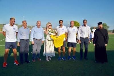 Η Ε.Π.Σ. Αργολίδας συγχαίρει την ομάδα του Ατρόμητου Κρανιδίου για την διοργάνωση του φιλανθρωπικού αγώνα