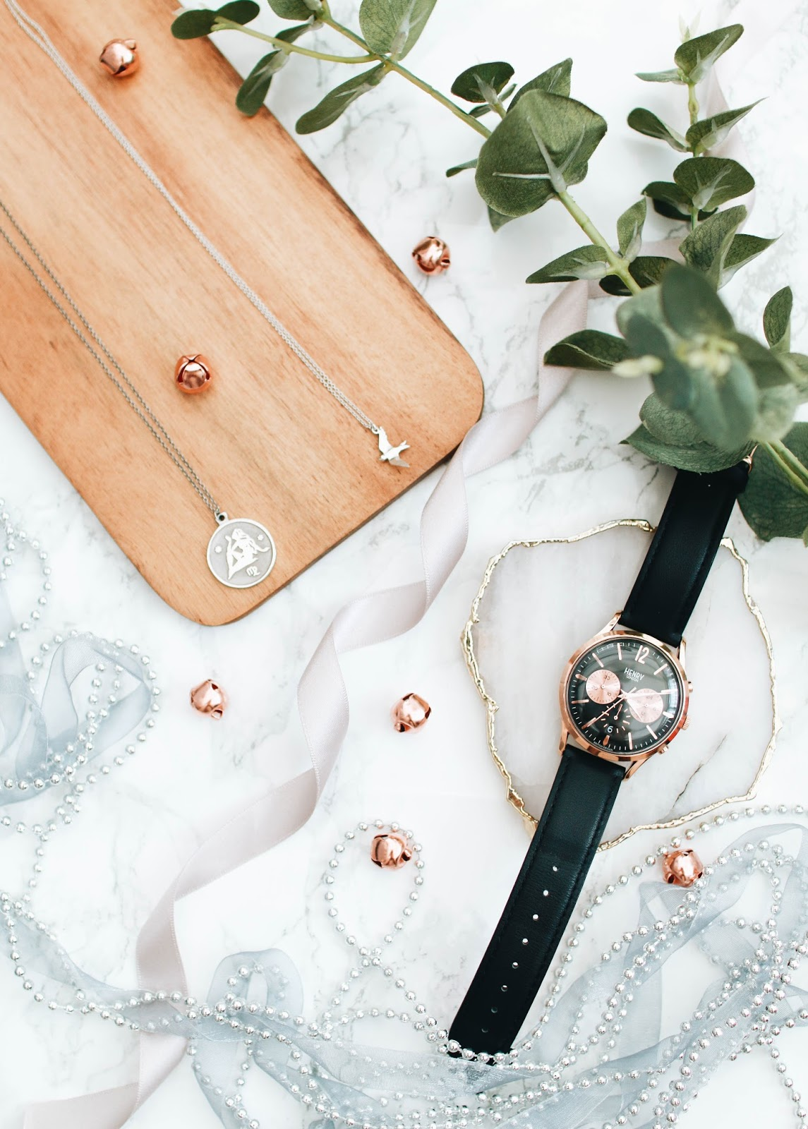 everyday accessories, henry london, alex monroe, anna saccone, necklace, watch, rose gold, silver, jewellery, fashion, fashion blogger, forever september, lifestyle, lifestyle blogger, beauty, beauty blogger