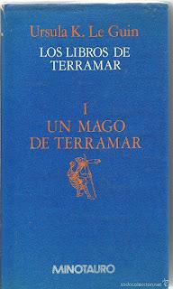 Un mago de Terramar / Ursula K. Le Guin