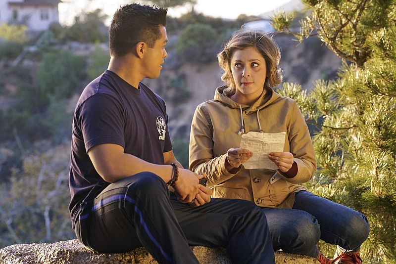 Crazy Ex-Girlfriend - Season 1 Episode 10: I'm Back at Camp with Josh!
