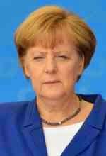 """Die Bundeskanzlerin  ist """"Not amused"""""""