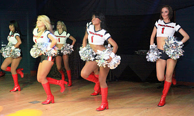 Houston Texans Cheerleaders