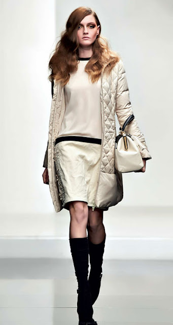 Fashion | Twin-Set Simona Barbieri pre-collection fall winter 2013-14