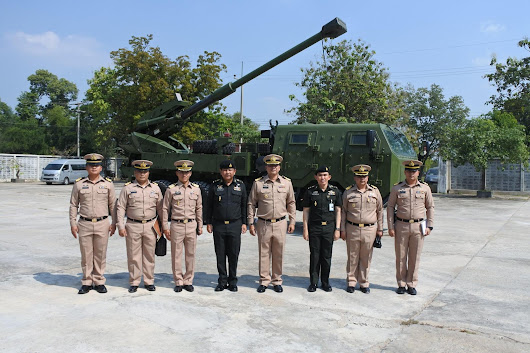 The Royal Thai Marine Corps plans to acquire 155 mm / 52 ATMG from Elbit Systems