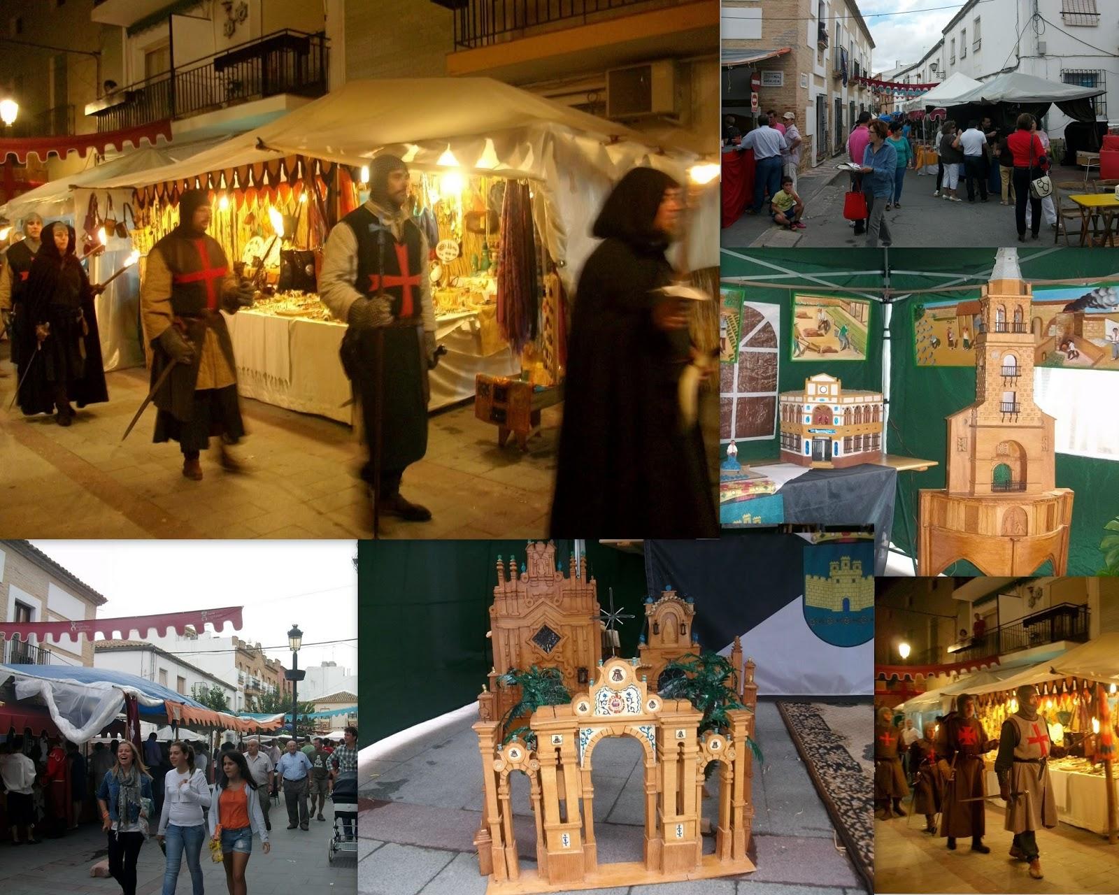 Mercado Medieval de Arjonilla