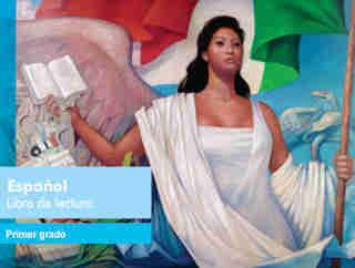 Español libro de lecturas Primer grado 2017-2018