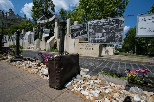 Monumento dedicato all'esercito sovietico-Budapest