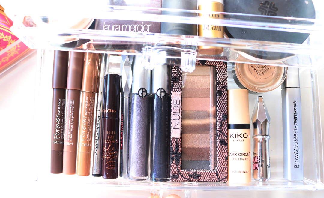 Acrylic Makeup Storage from SONGMICS