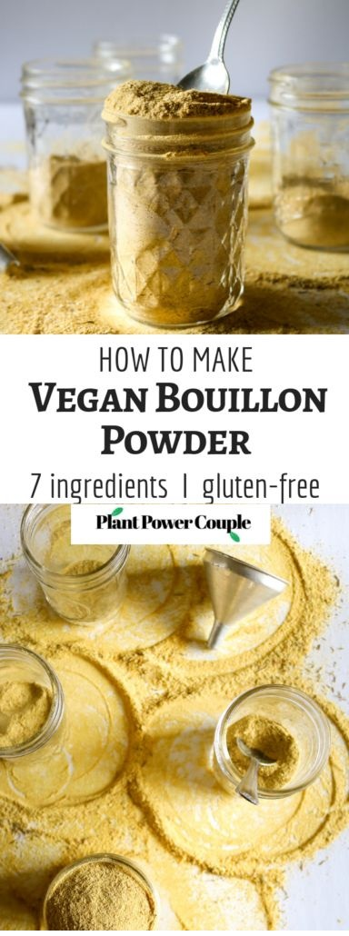 Life-Changing Chicken (less) Bouillon Powder