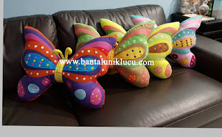 butterfly pillows