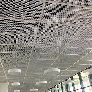 mesh metal tavan