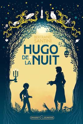 Hugo de la nuit / Bertrand Santini