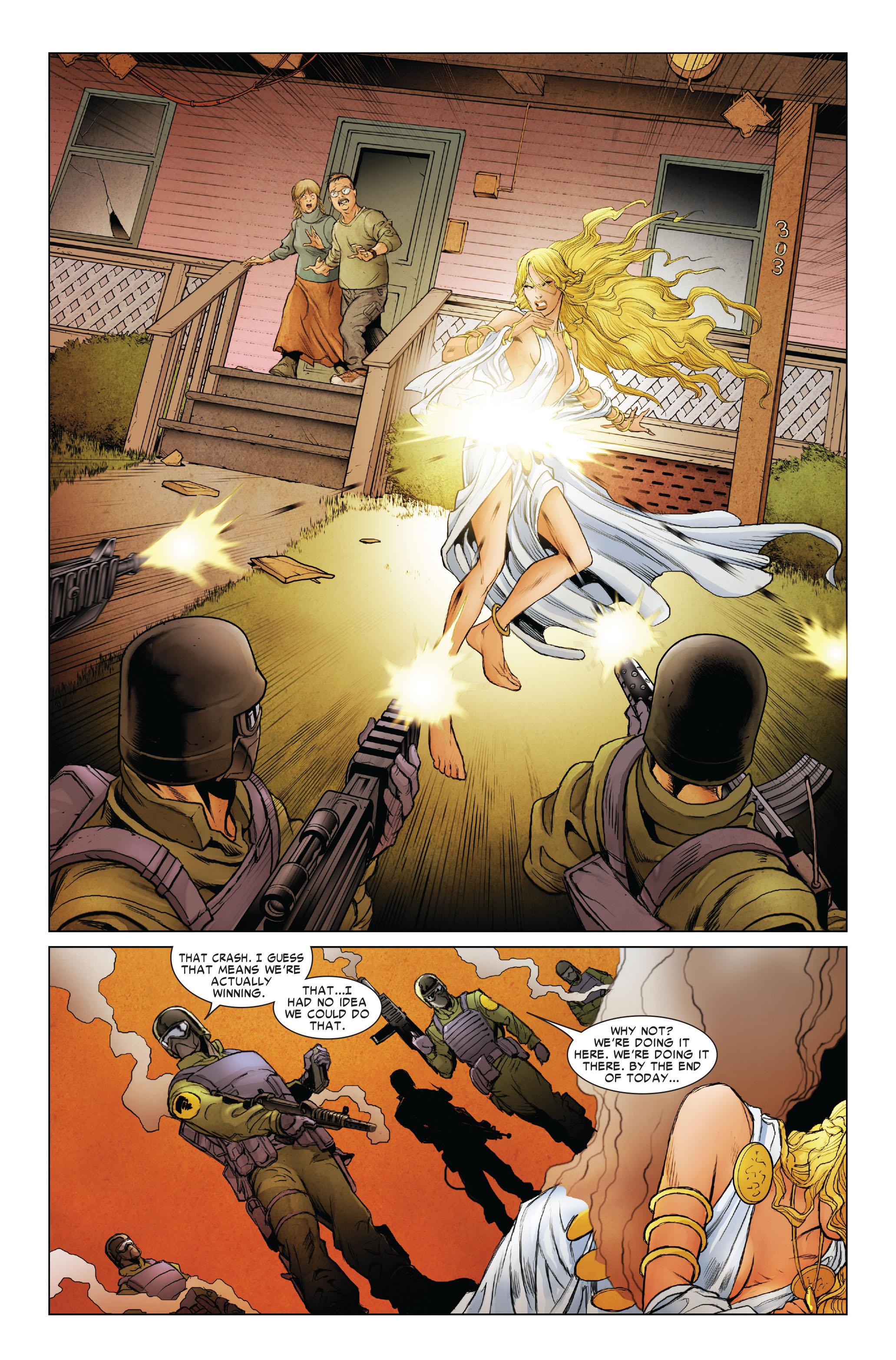 Thor (2007) Issue #609 #22 - English 4