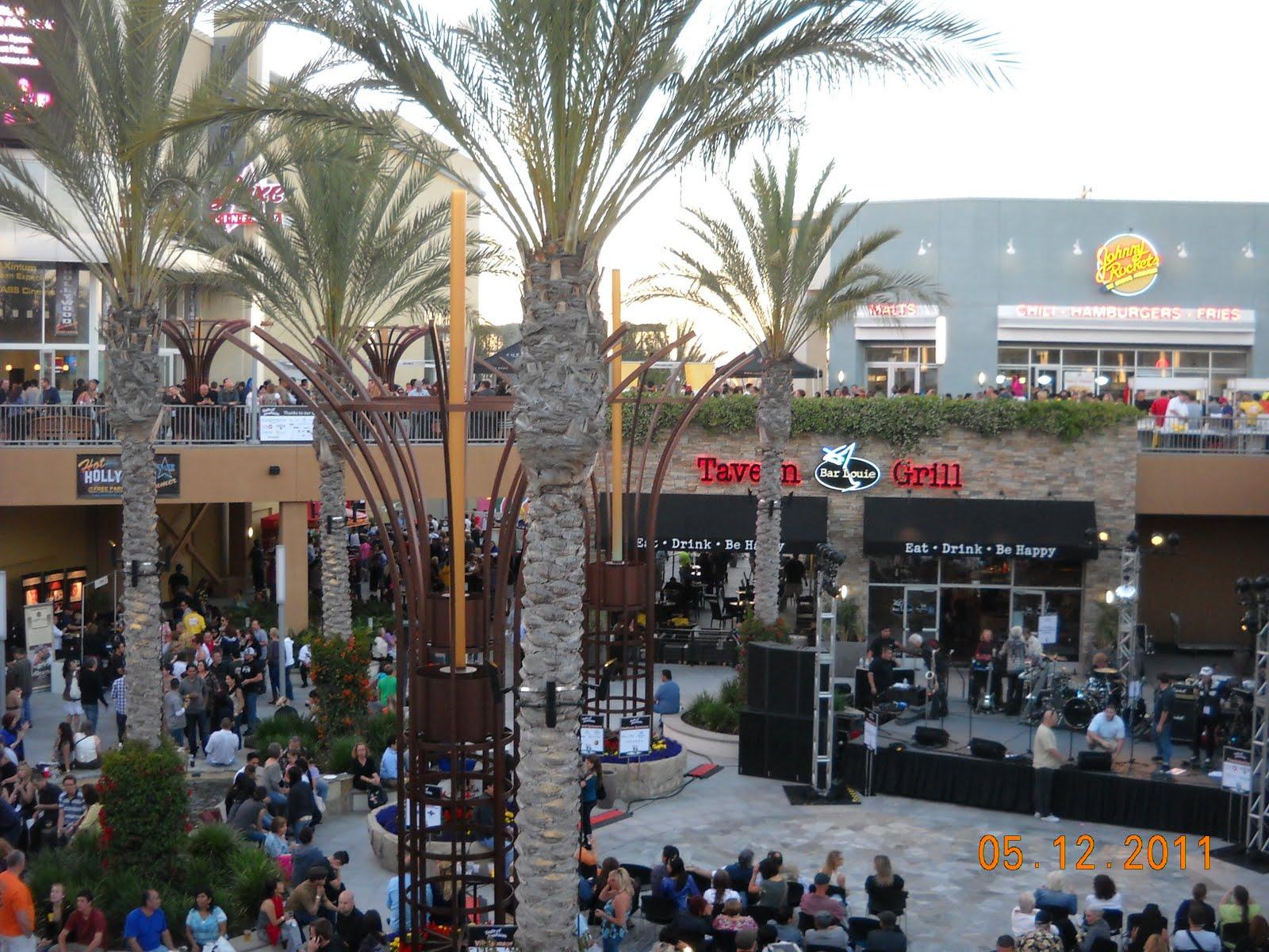 Restaurants In Garden Walk Anaheim: Eating My Way Through OC: Terrific Night At Taste Of Anaheim