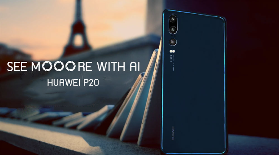 Huawei P20 Edition