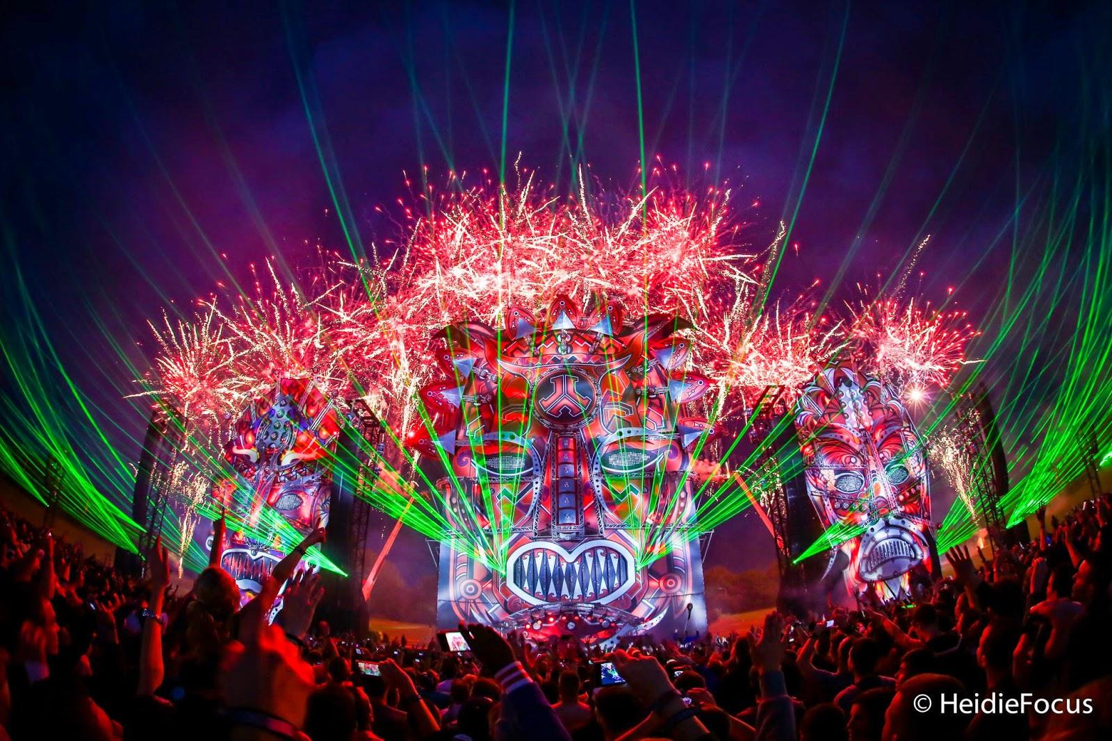 TOP: Los 7 mejores festivales de música electrónica