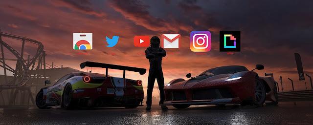 Forza Motorsport 7 Free Theme FOR Chrome 2017