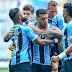 Grêmio faz 5 a 0 no Sport e diminui distância para Corinthians