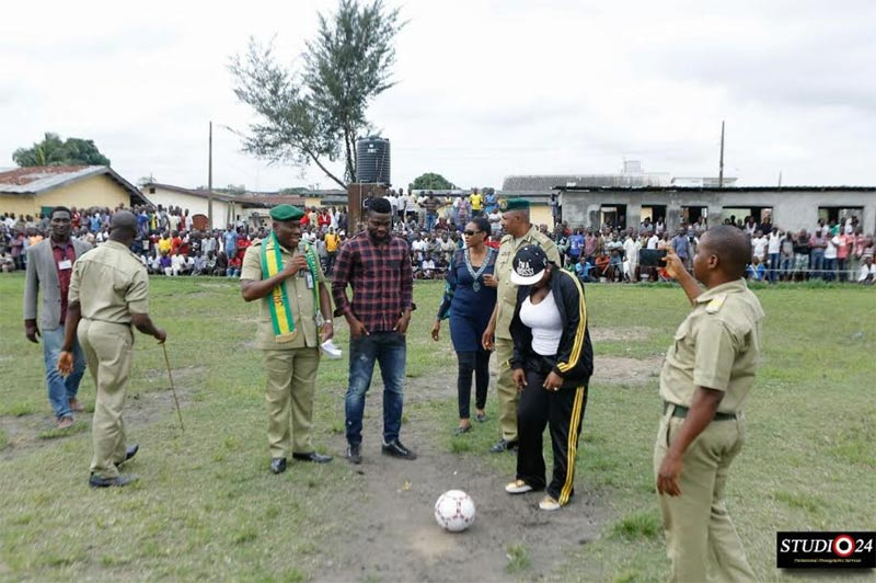 Yobo launches Nigerian prisons football accademy to aid release of talented inmates