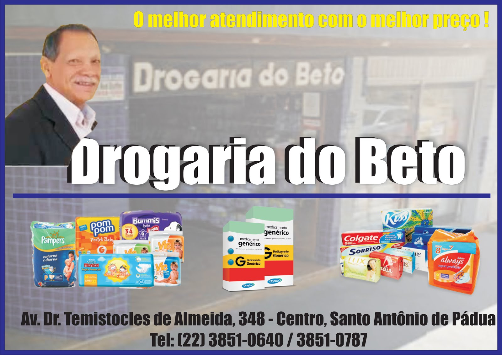 Drogaria do Beto