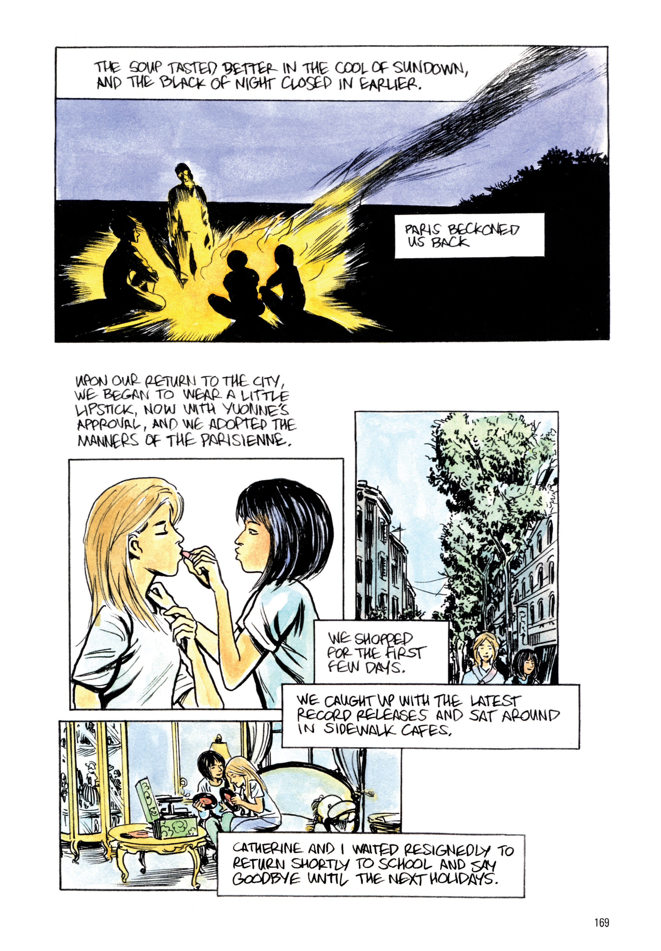 Read online The Late Child and Other Animals comic -  Issue #1 - 152