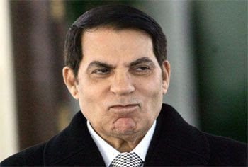 Décès du frère ainé de Ben Ali