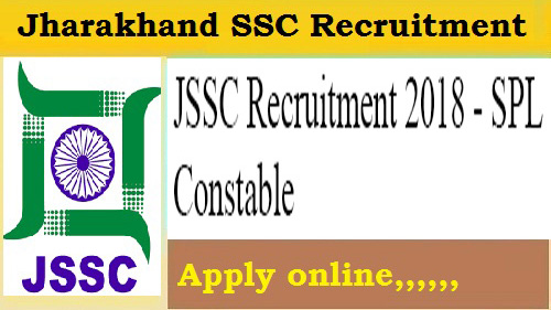 JSSC Special Branch Constable Online Form 2019 theskyindia.com