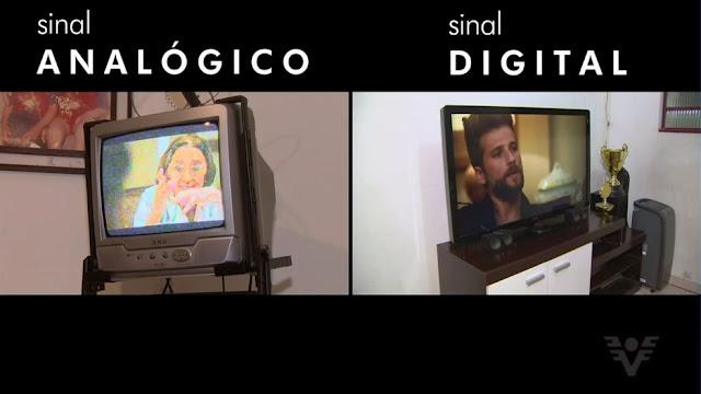 Resultado de imagem para VEJA A LISTA DAS CIDADES DO RIO GRANDE DO NORTE QUE TERÃO O SINAL ANALÓGICO DE TV DESLIGADO EM MAIO