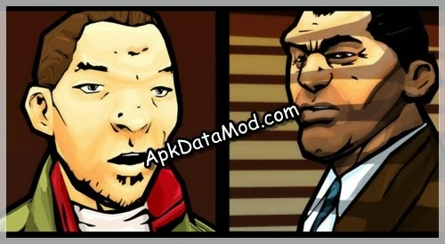 GTA Chinatown Wars comic game