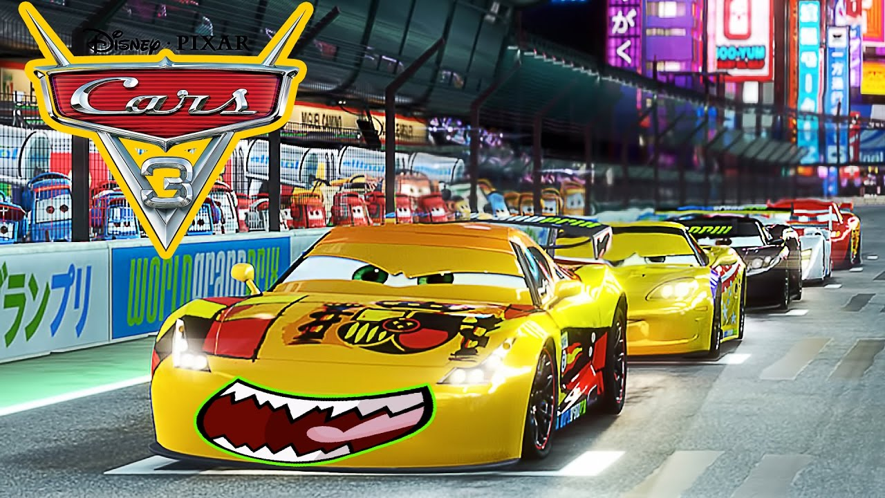 Cars 3 Driven To Win Game Download For Android